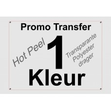 Promo Hot Peel Transfer 1 Kleur