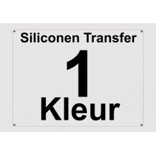 Siliconen 1 Kleur Transfer